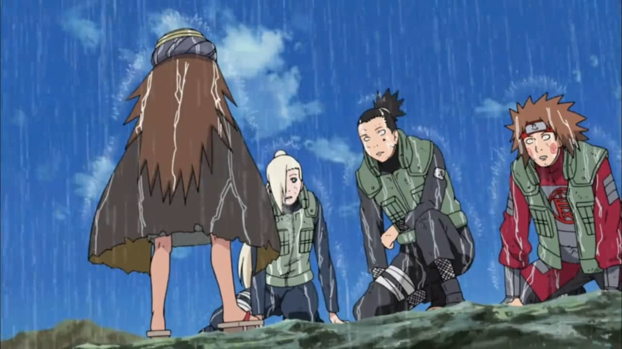 Naruto Shippūden Season 14 :Episode 313  Rain Followed by Snow, With a Chance of Lightning