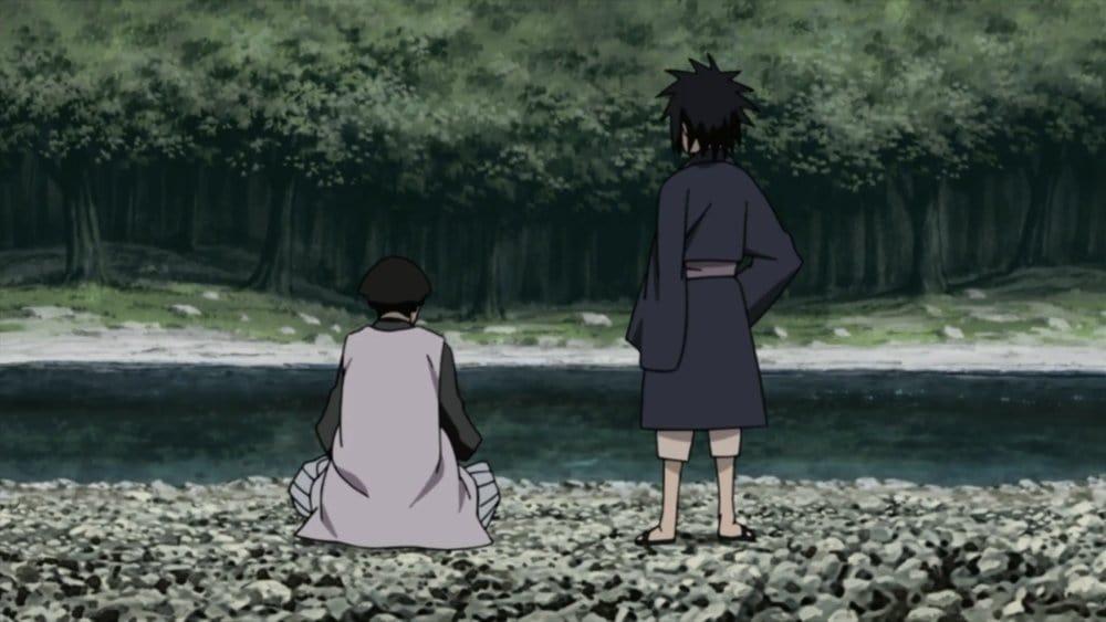 Naruto Shippūden Season 17 :Episode 367  Hashirama and Madara