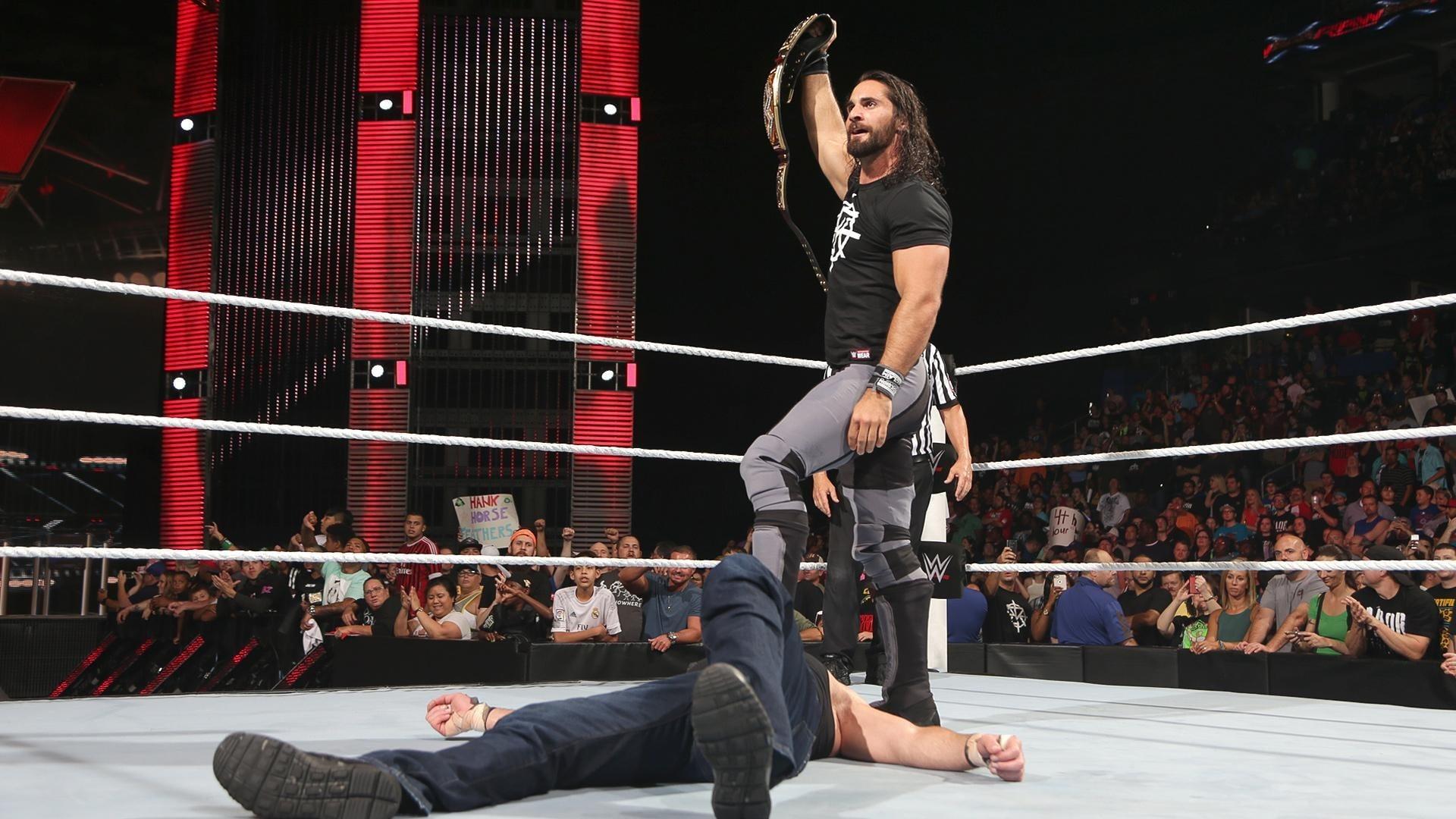 WWE Raw Season 24 :Episode 26  June 27, 2016 (Tampa, FL)