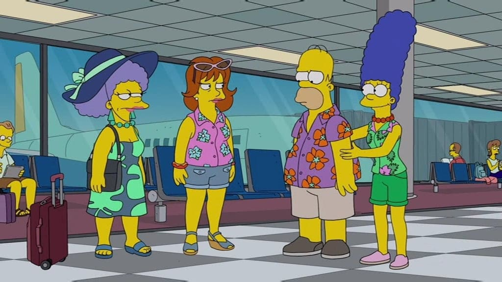 The Simpsons Season 31 :Episode 7  Livin La Pura Vida