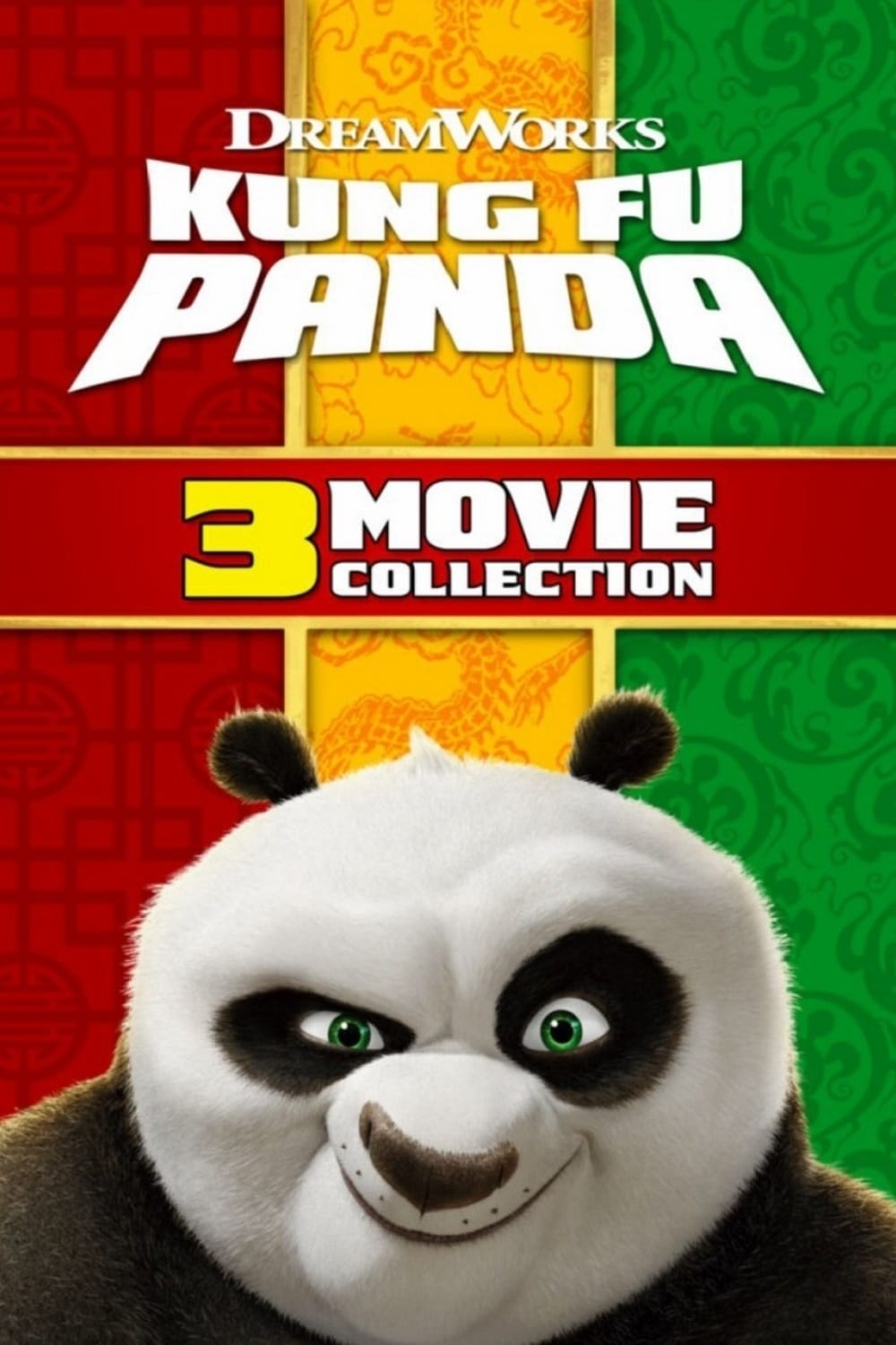 all movies from kung fu panda collection saga are on movies film