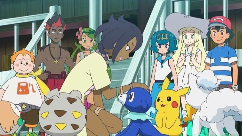 Pokémon Season 20 :Episode 31  The Island Whisperer!