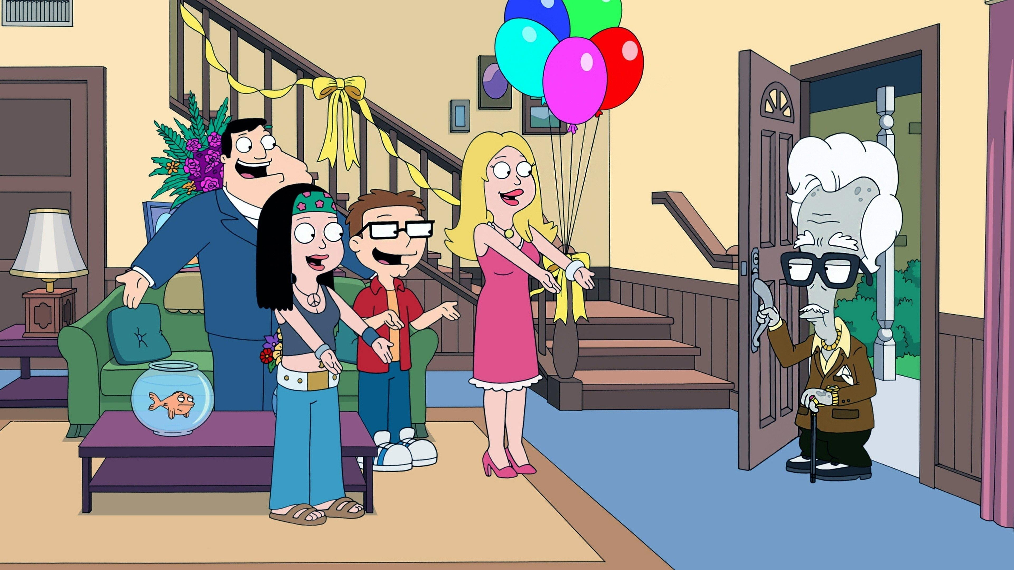 American Dad! - Season 9 Episode 11 : Max Jets