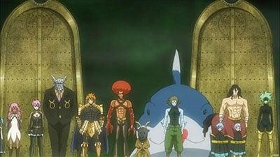 Fairy Tail Season 5 :Episode 33  FILLER - Astral Spirytus