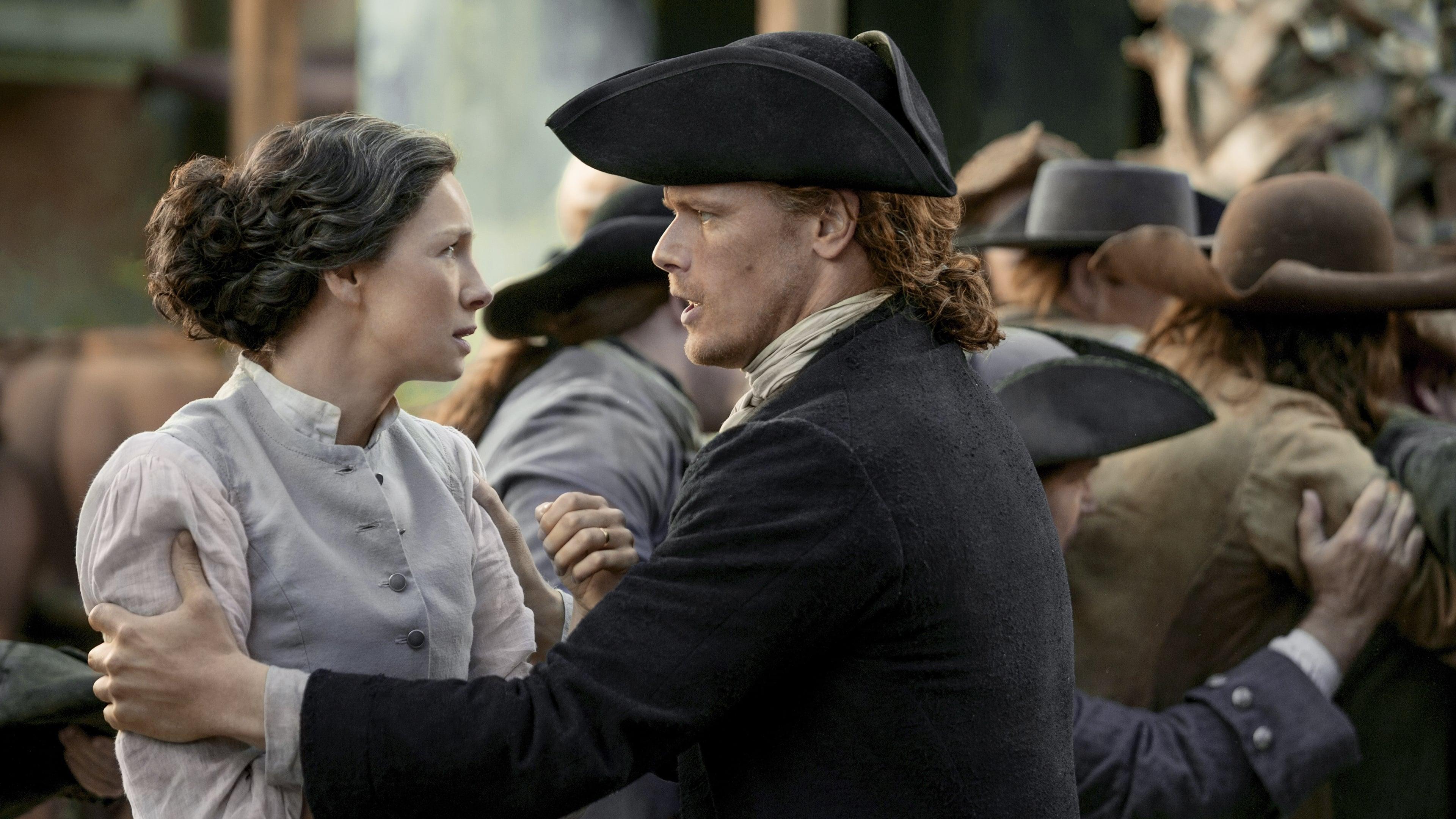 Outlander Season 3 :Episode 12  The Bakra