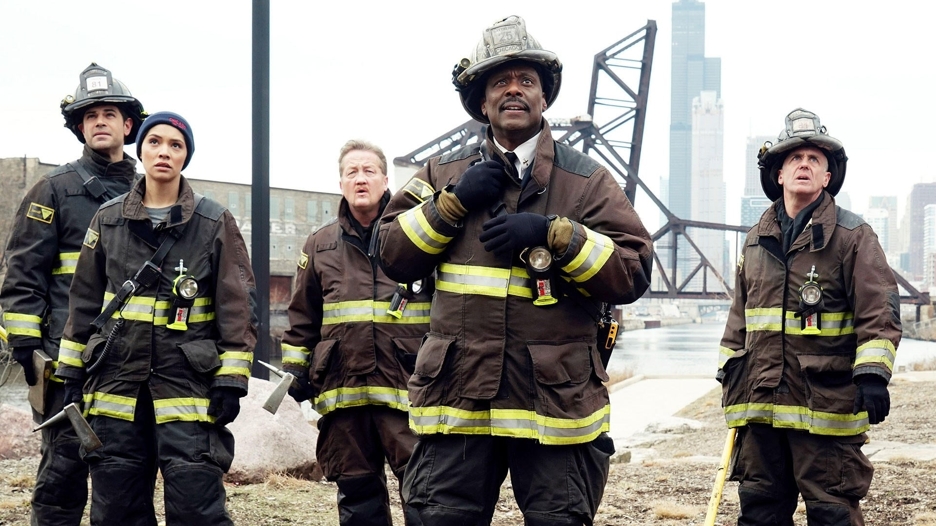 Chicago Fire Season 6 :Episode 16  Ersatzmann