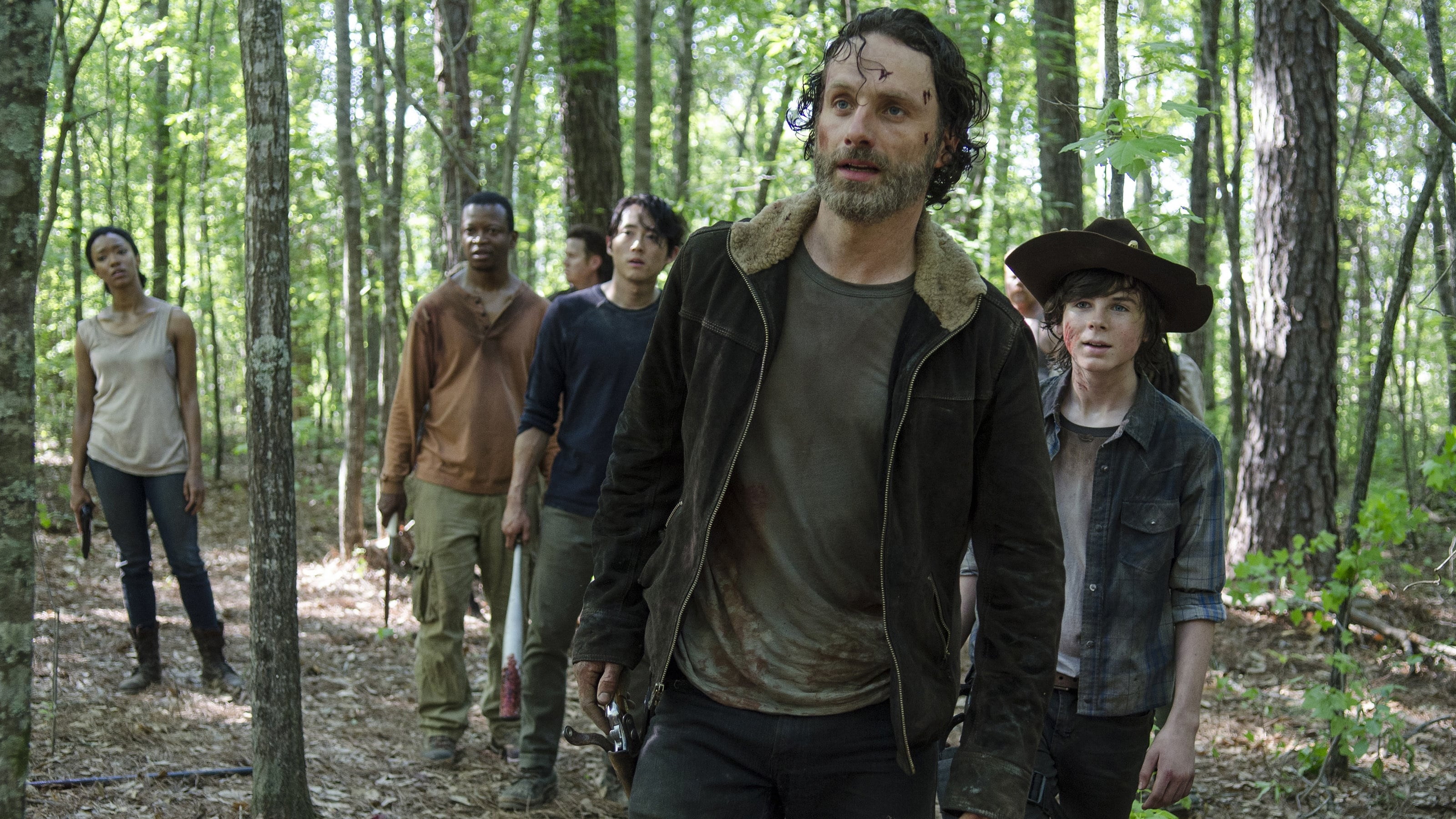 The Walking Dead – Saison 5 Streaming HD