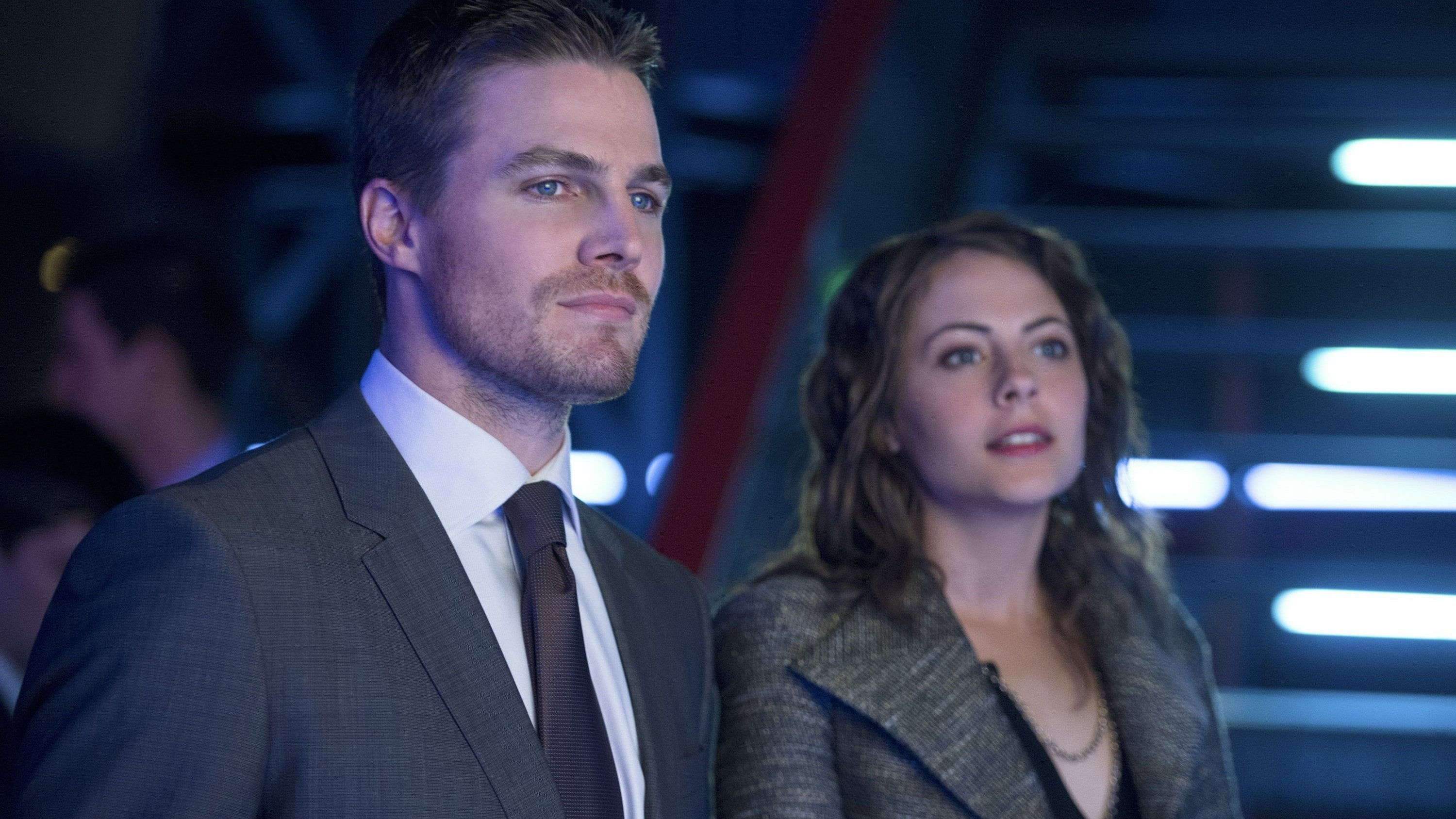Arrow Season 2 :Episode 10  Wolf im Schafspelz