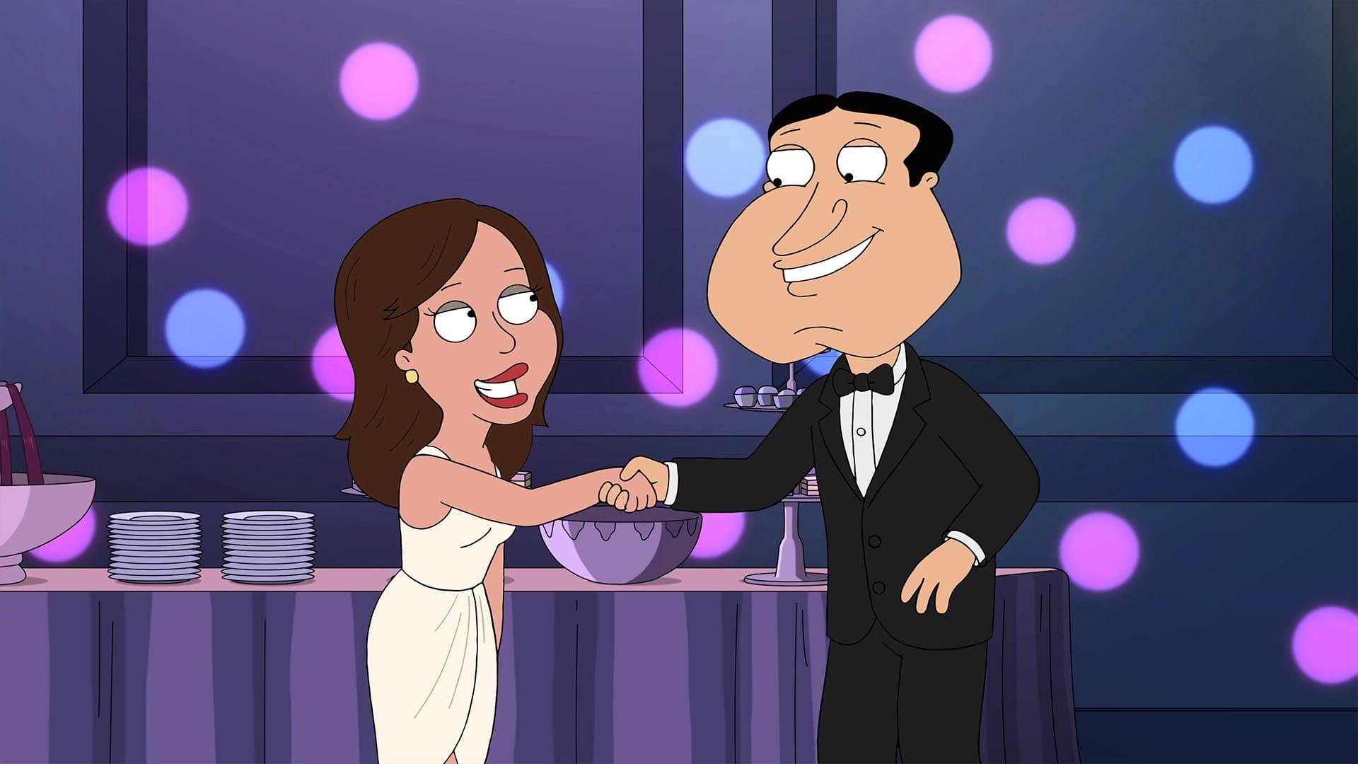 Family Guy Season 17 :Episode 15  No Giggity, No Doubt