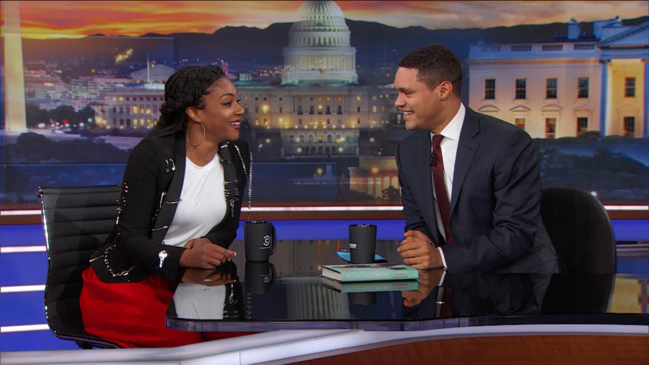 The Daily Show with Trevor Noah Season 23 :Episode 32  Tiffany Haddish