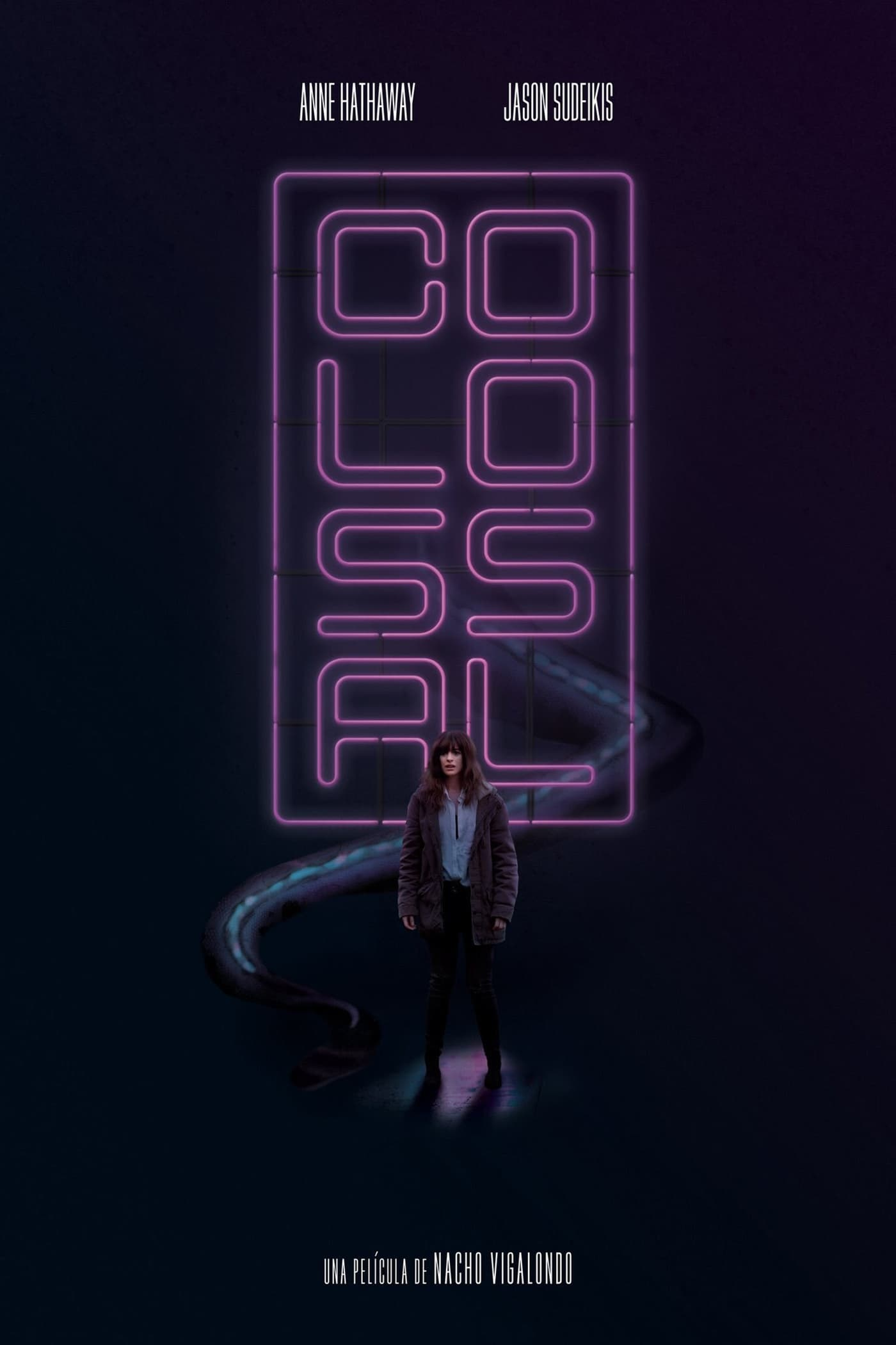 Póster Colossal