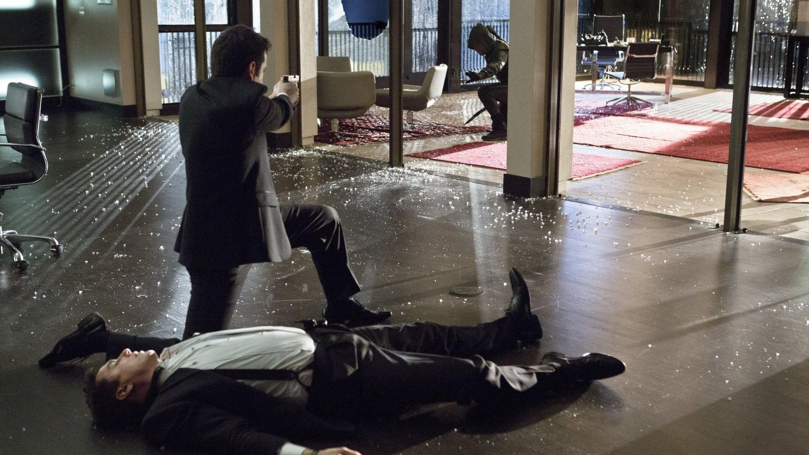 Arrow Season 1 :Episode 16  Dead to Rights