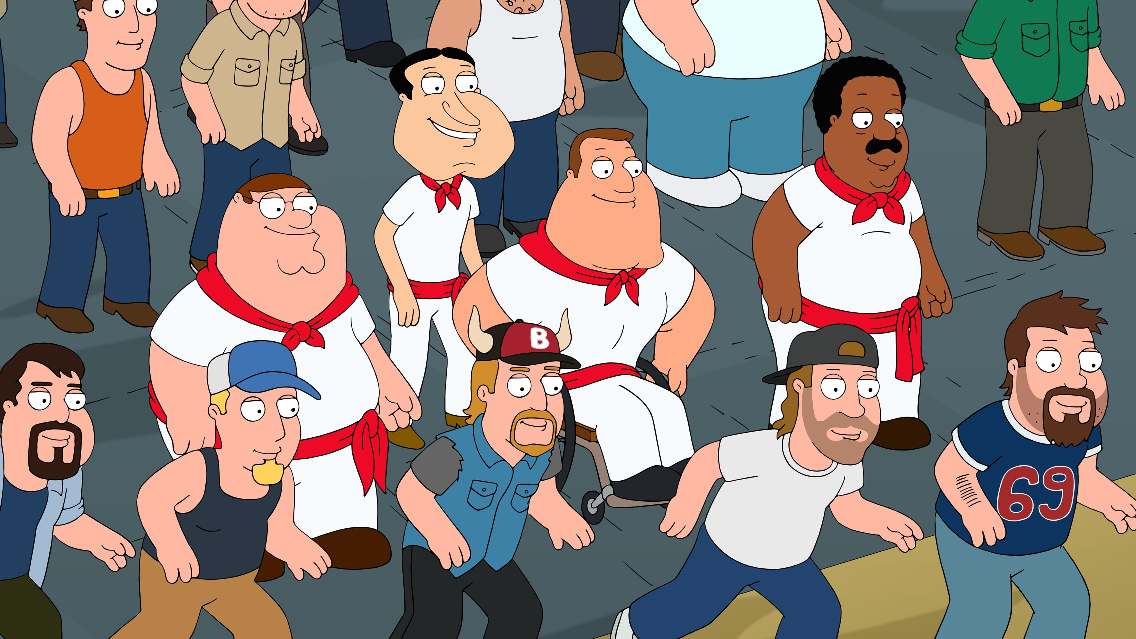 Family Guy: Temporada 14, Capitulo 8