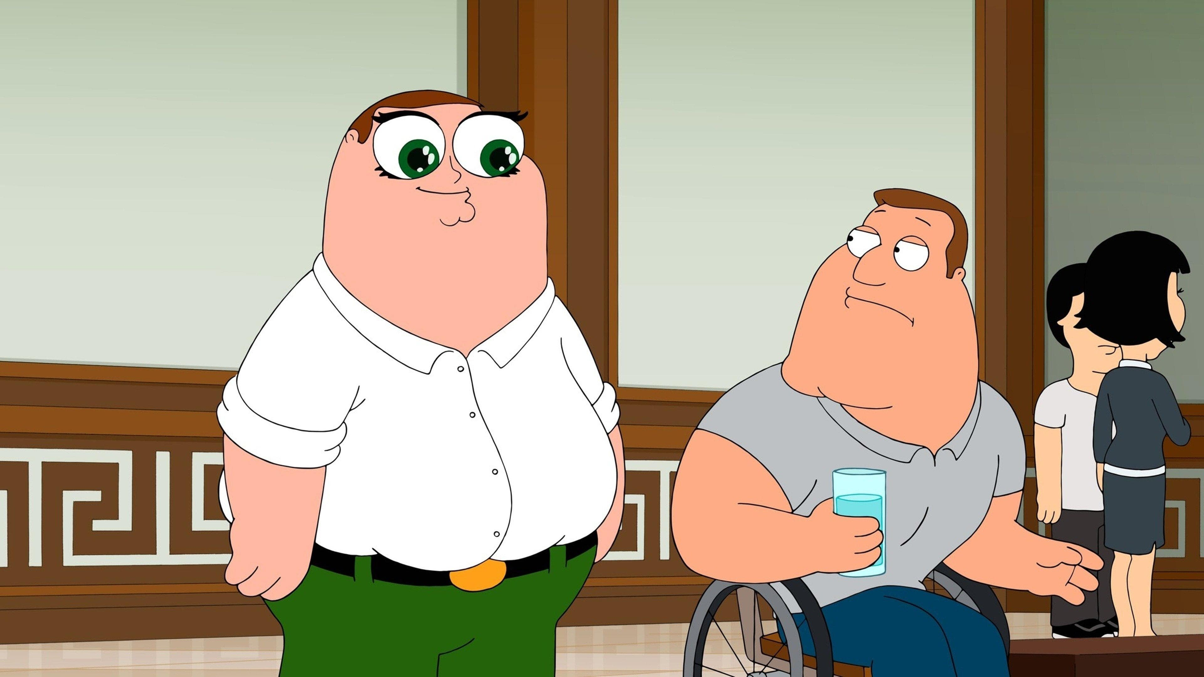 Family Guy - Season 3 Episode 14 : Peter Griffin: Husband, Father... Brother?