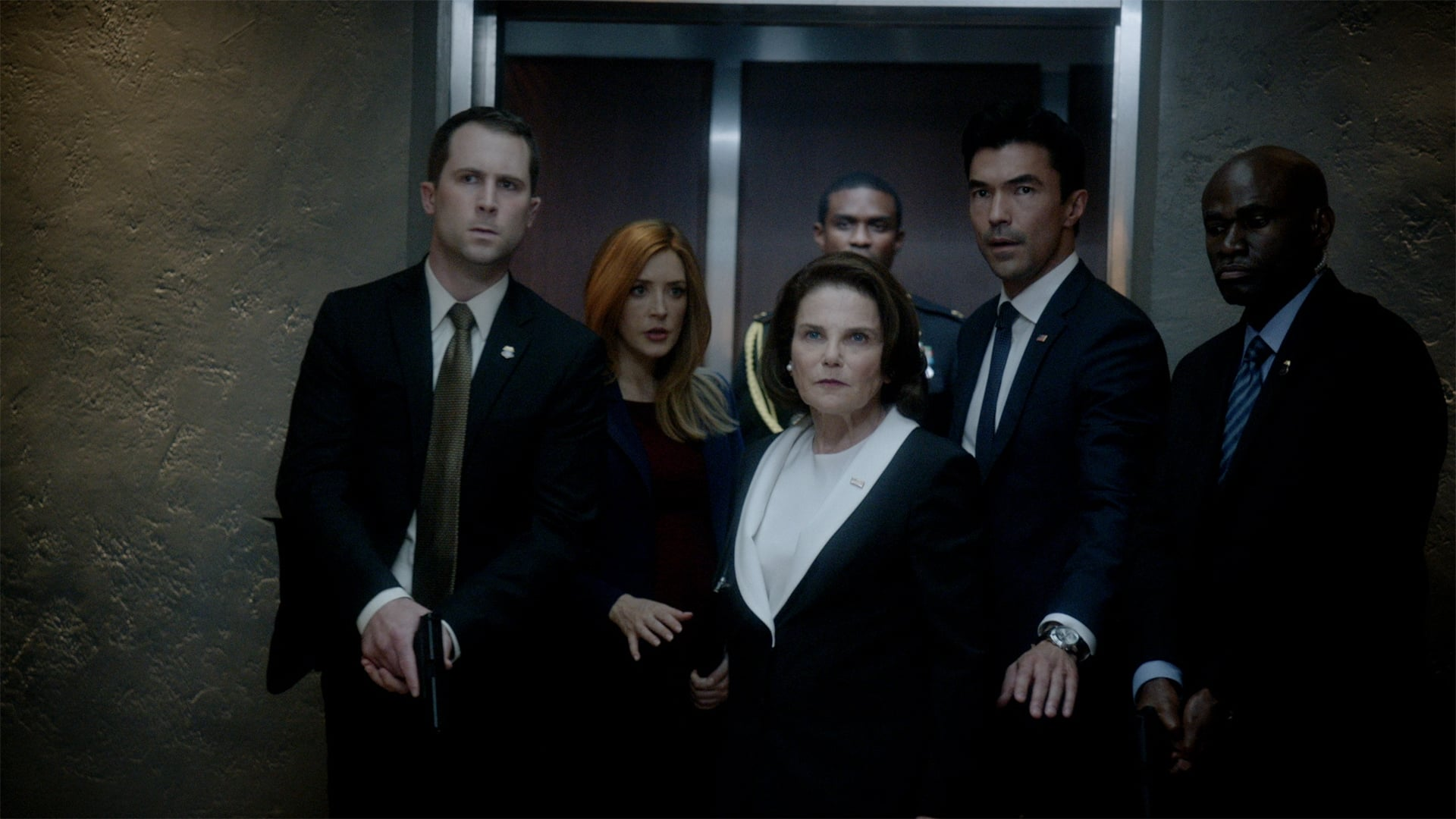 Salvation Season 1 :Episode 13  The Plot Against America