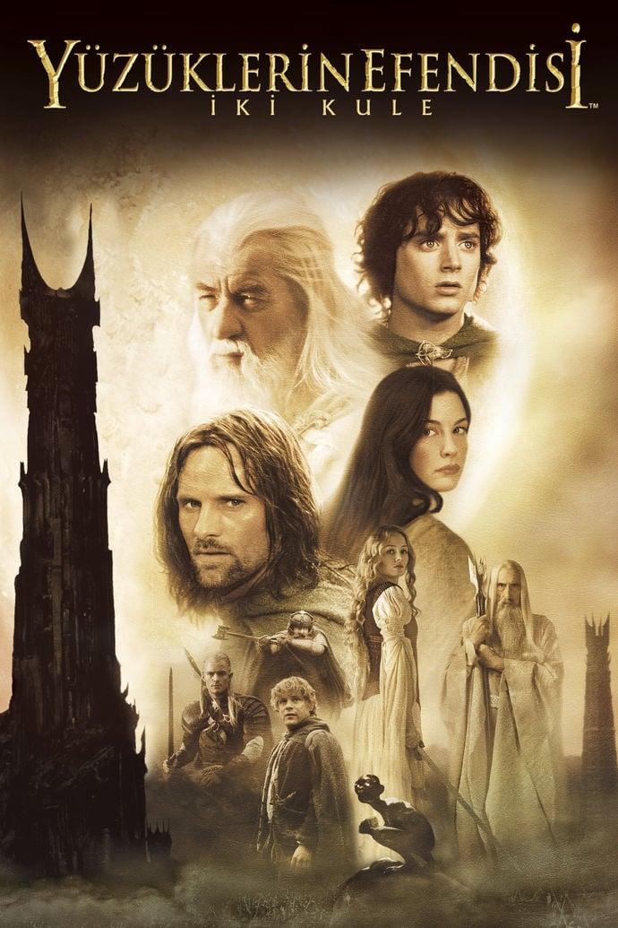 Yüzüklerin Efendisi: İki Kule filmi