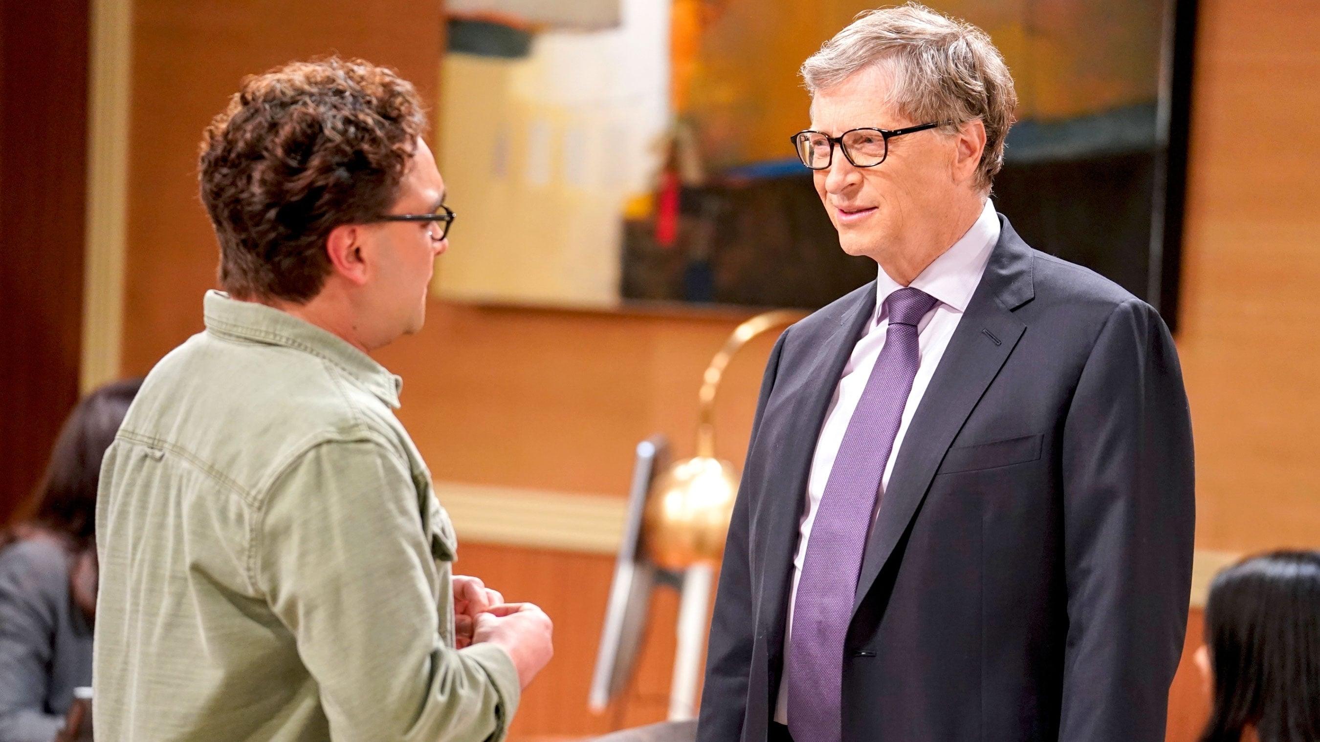 The Big Bang Theory Season 11 : The Gates Excitation