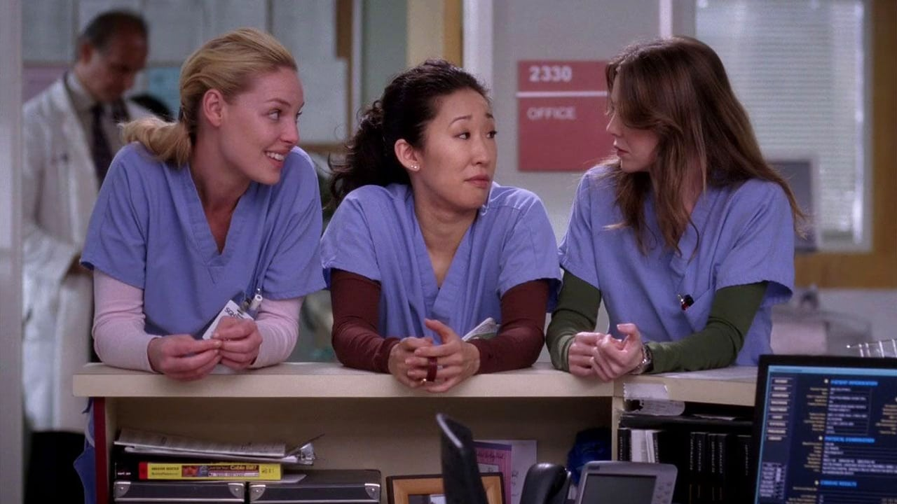 Grey's Anatomy Season 3 :Episode 12  Die grosse Stille