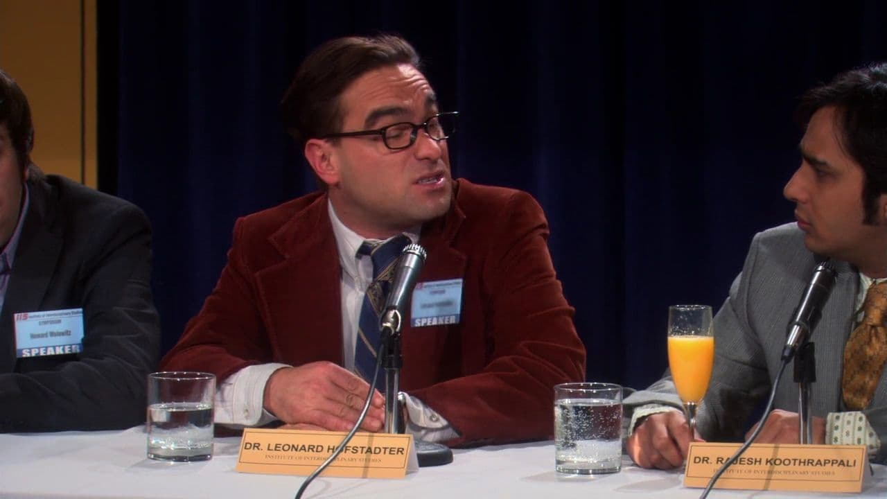 The Big Bang Theory - Season 4 Episode 13 : The Love Car Displacement