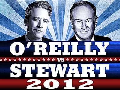The Daily Show with Trevor Noah Season 0 :Episode 8  The Rumble 2012: Jon Stewart vs. Bill O'Reilly