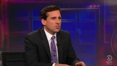 The Daily Show with Trevor Noah Season 16 :Episode 93  Steve Carell