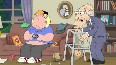 Family Guy: Temporada 11, Capitulo 13