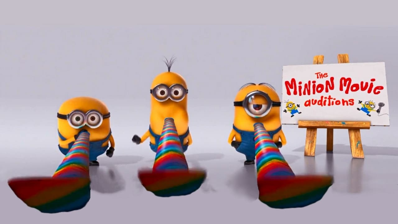 Minions: Movie Auditions