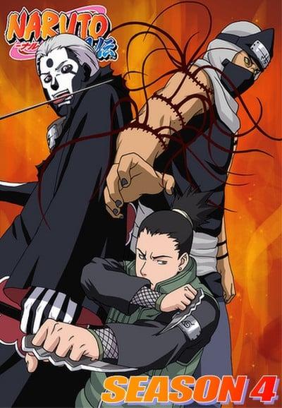 Naruto Shippuden 4º Temporada (2007) Blu-Ray 720p Download Torrent Legendado