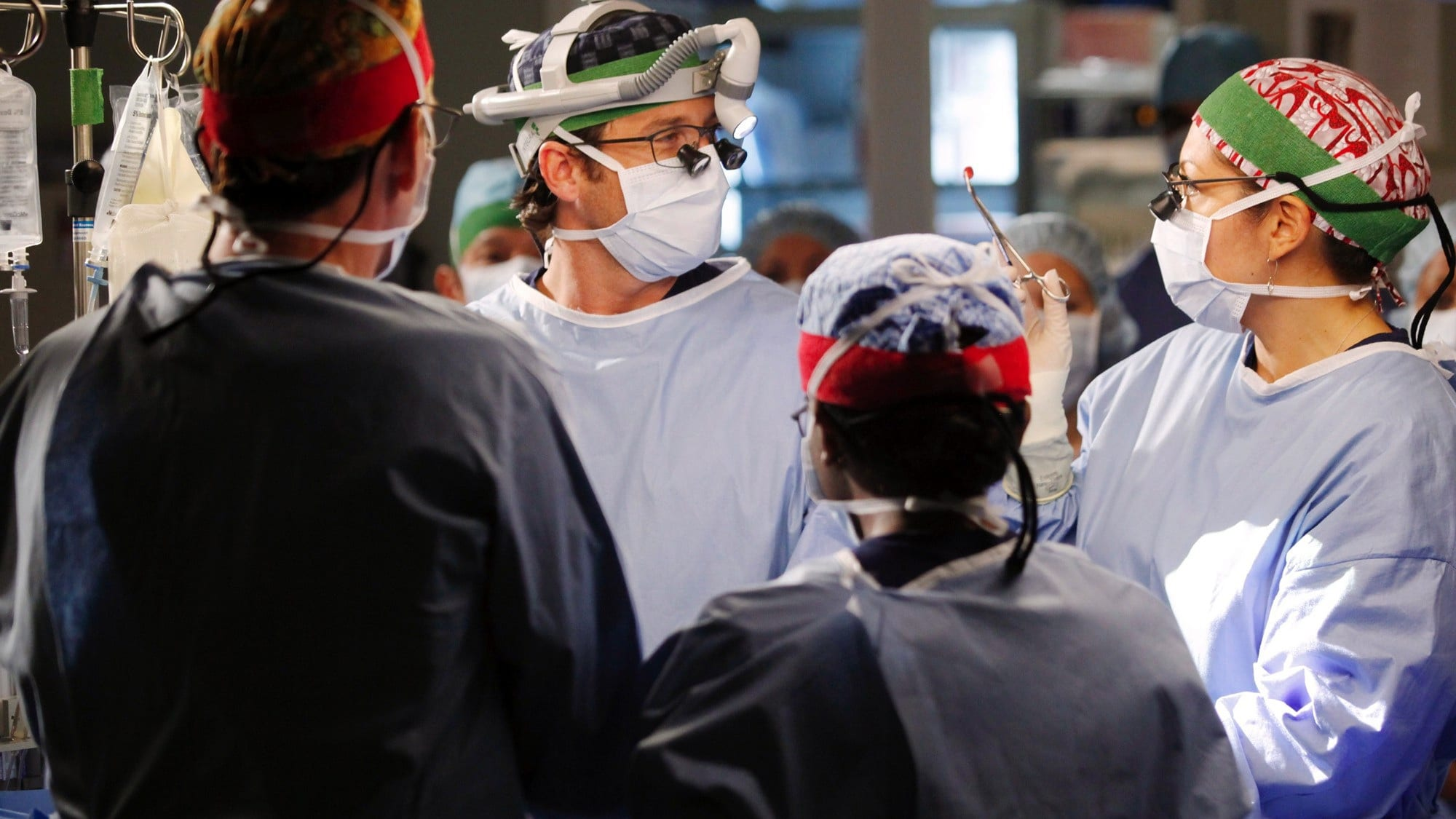 Grey's Anatomy Season 8 :Episode 11  This Magic Moment