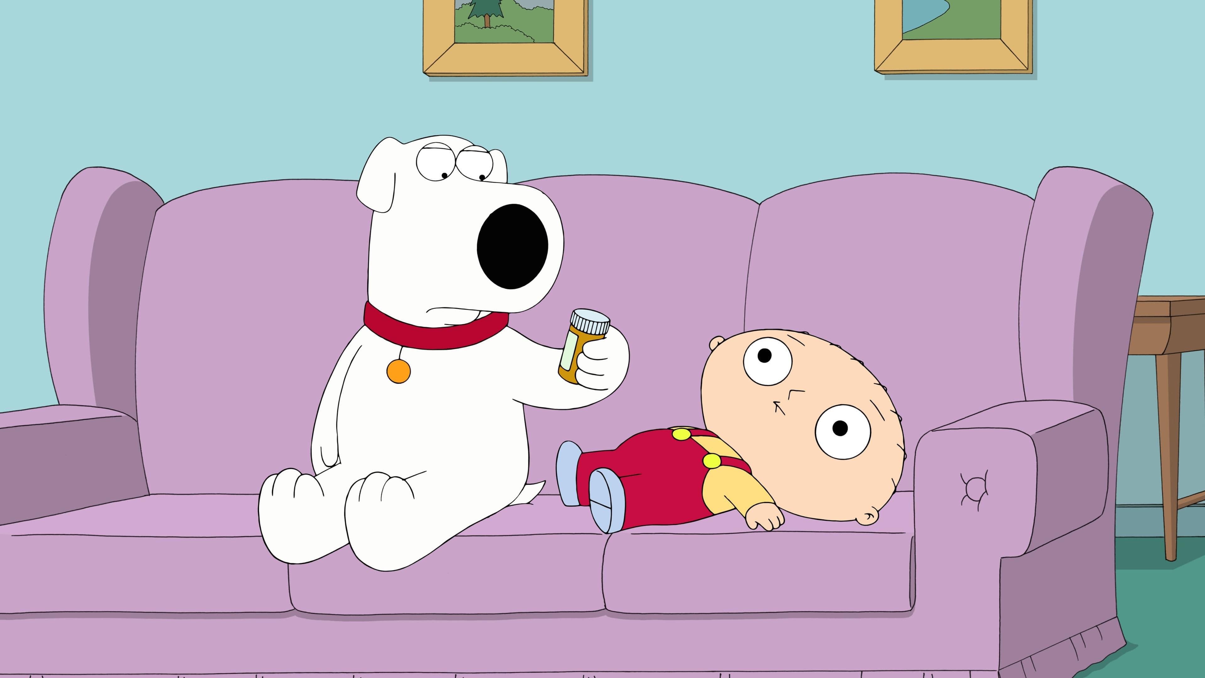 Family Guy Season 14 : Pilling Them Softly