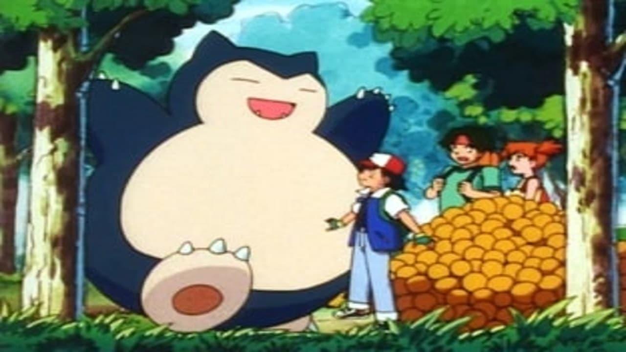 Pokémon Season 2 :Episode 14  Snack Attack