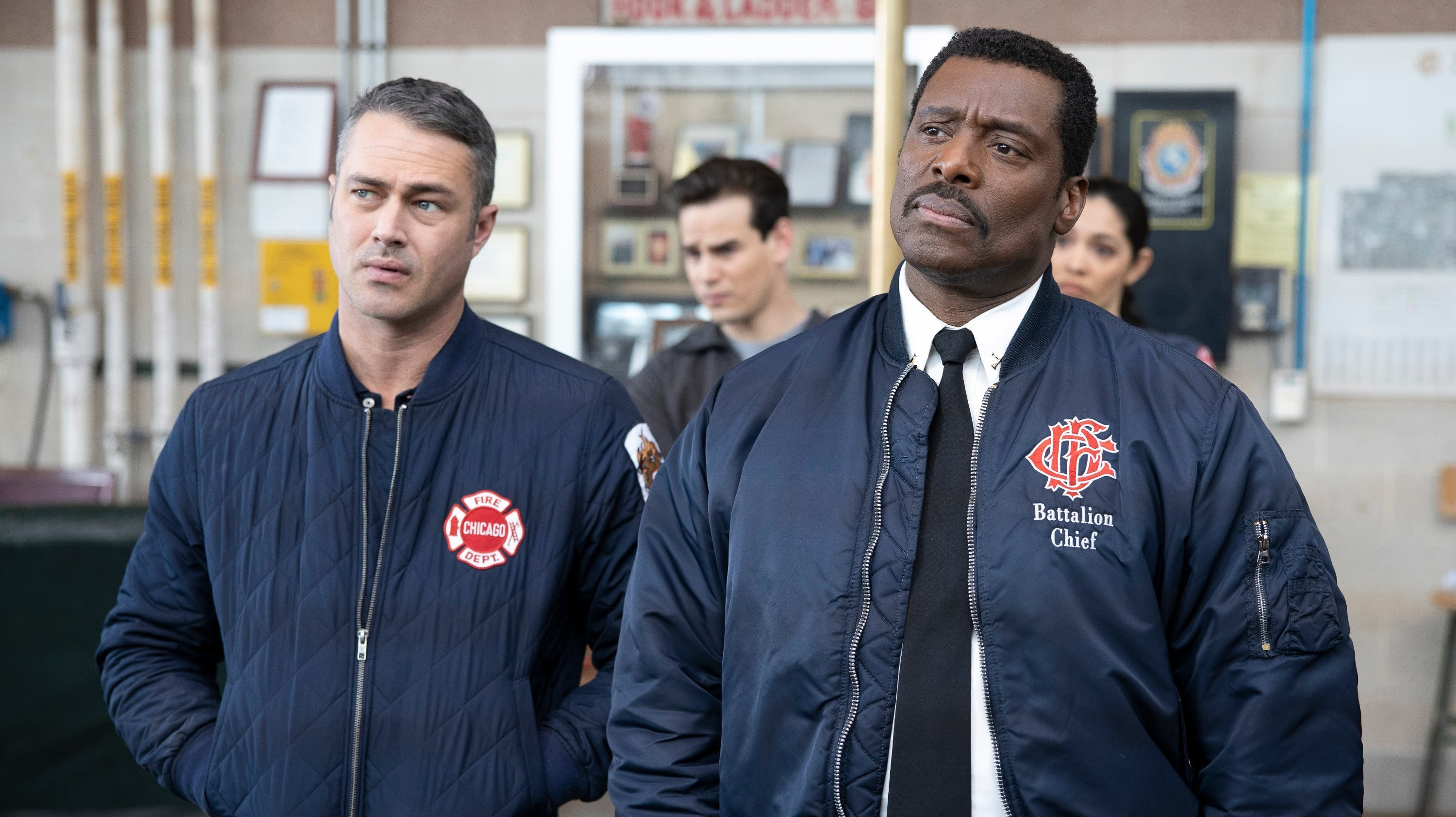 Chicago Fire - Season 8 Episode 19 : Light Things Up