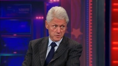 Season 17 :Episode 154  Bill Clinton