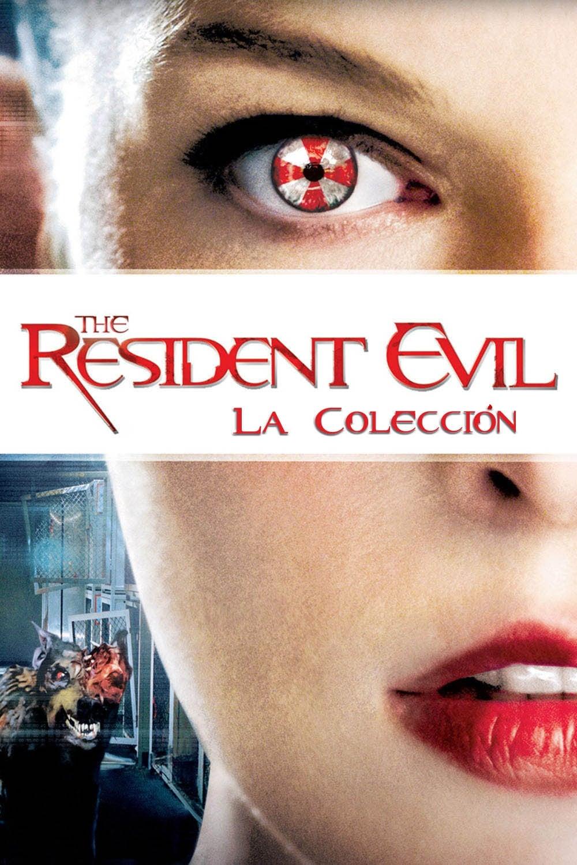 Póster Resident Evil - La Colección