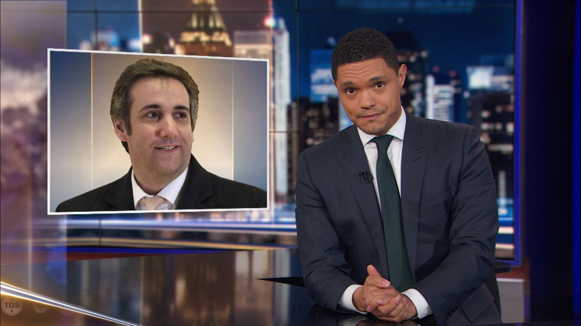The Daily Show with Trevor Noah Season 24 :Episode 34  Jennifer Lopez