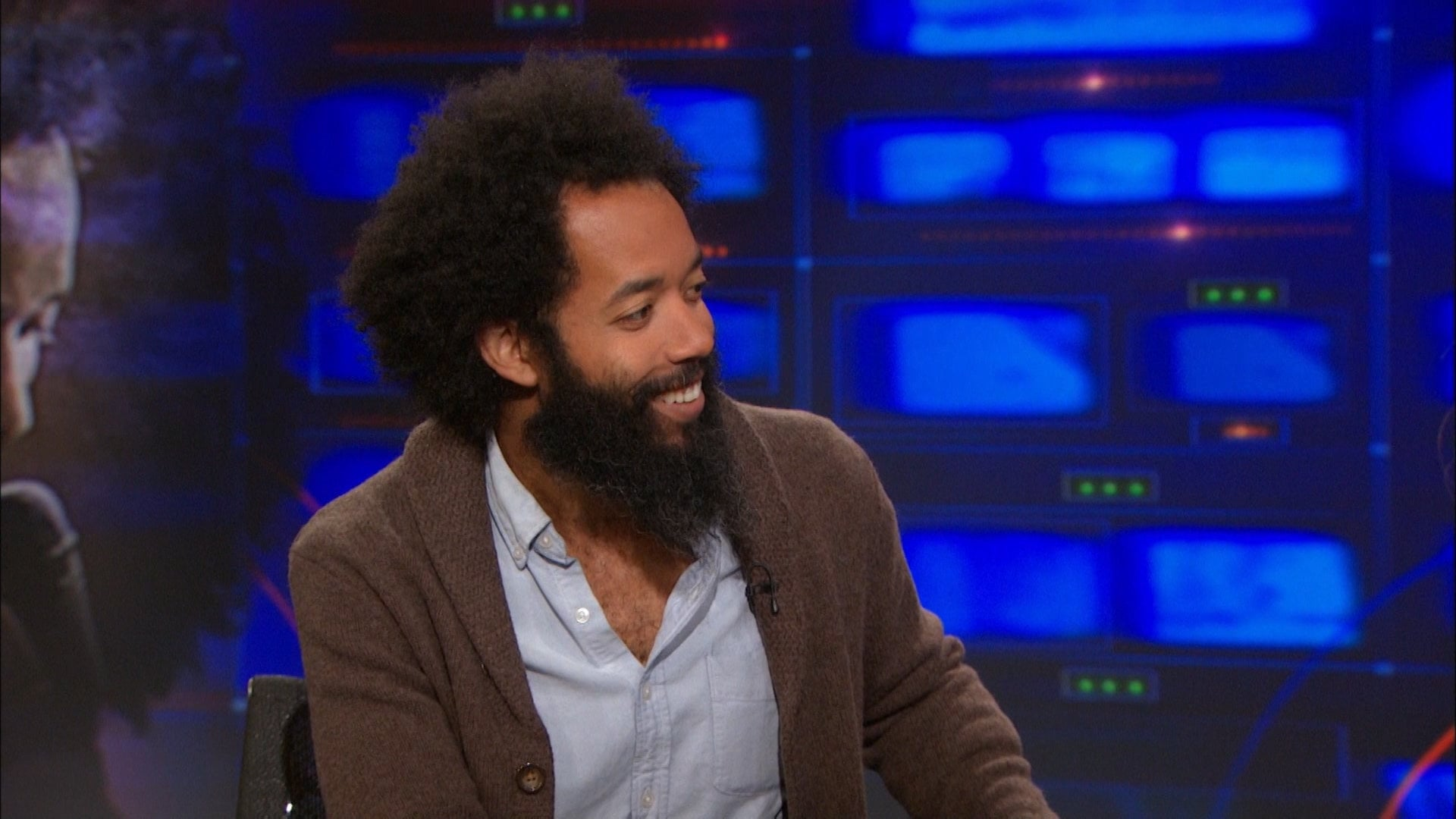 The Daily Show with Trevor Noah Season 20 :Episode 6  Wyatt Cenac