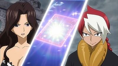Fairy Tail Season 5 :Episode 35  FILLER - Gildendeck vs. Stellardeck