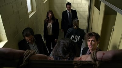 Criminal Minds Season 9 :Episode 19  The Edge of Winter