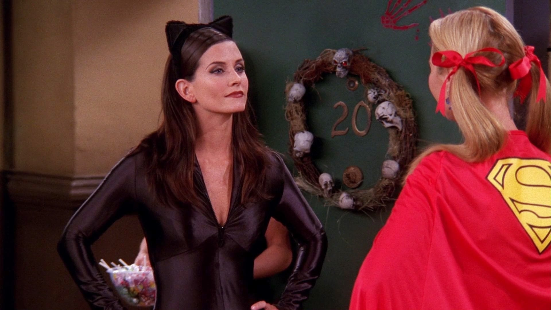 Season 8 :Episode 6  The One with the Halloween Party