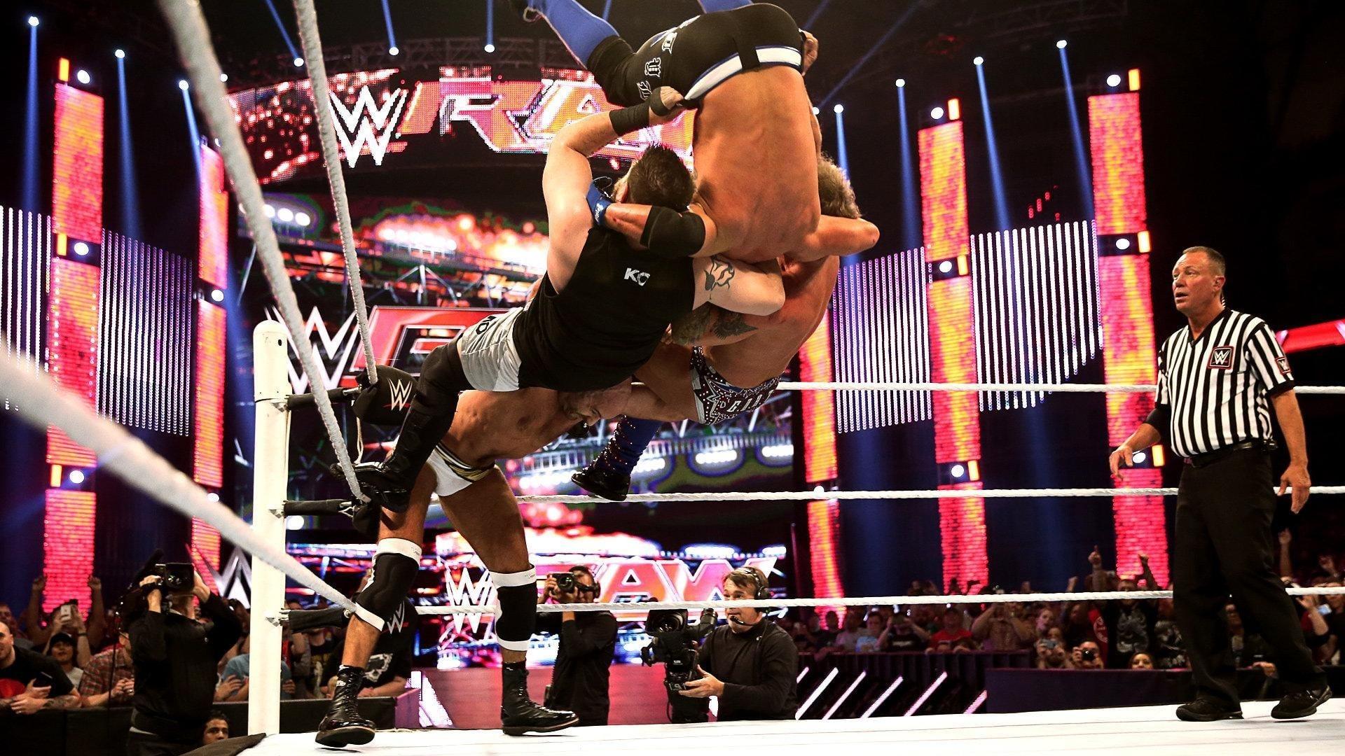 WWE Raw Season 24 :Episode 14  April 4, 2016 (Dallas, TX)