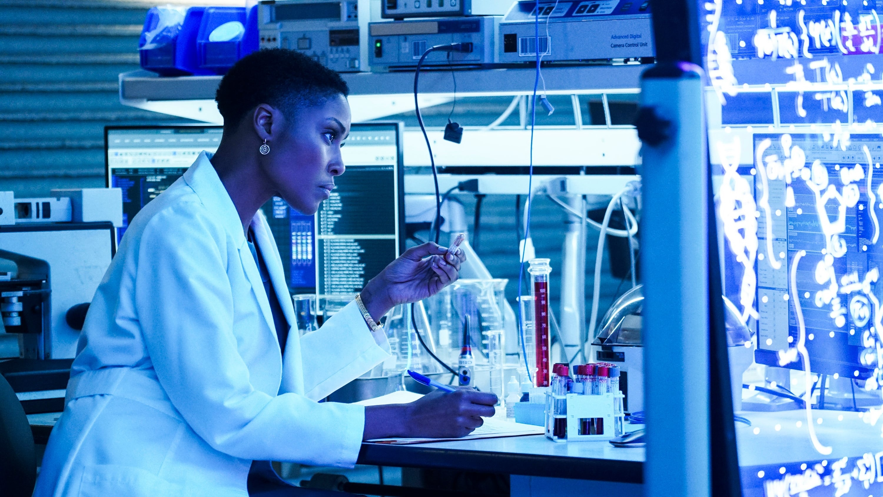 Black Lightning - Season 2 Episode 12 : The Book of Secrets: Chapter Two: Just and Unjust