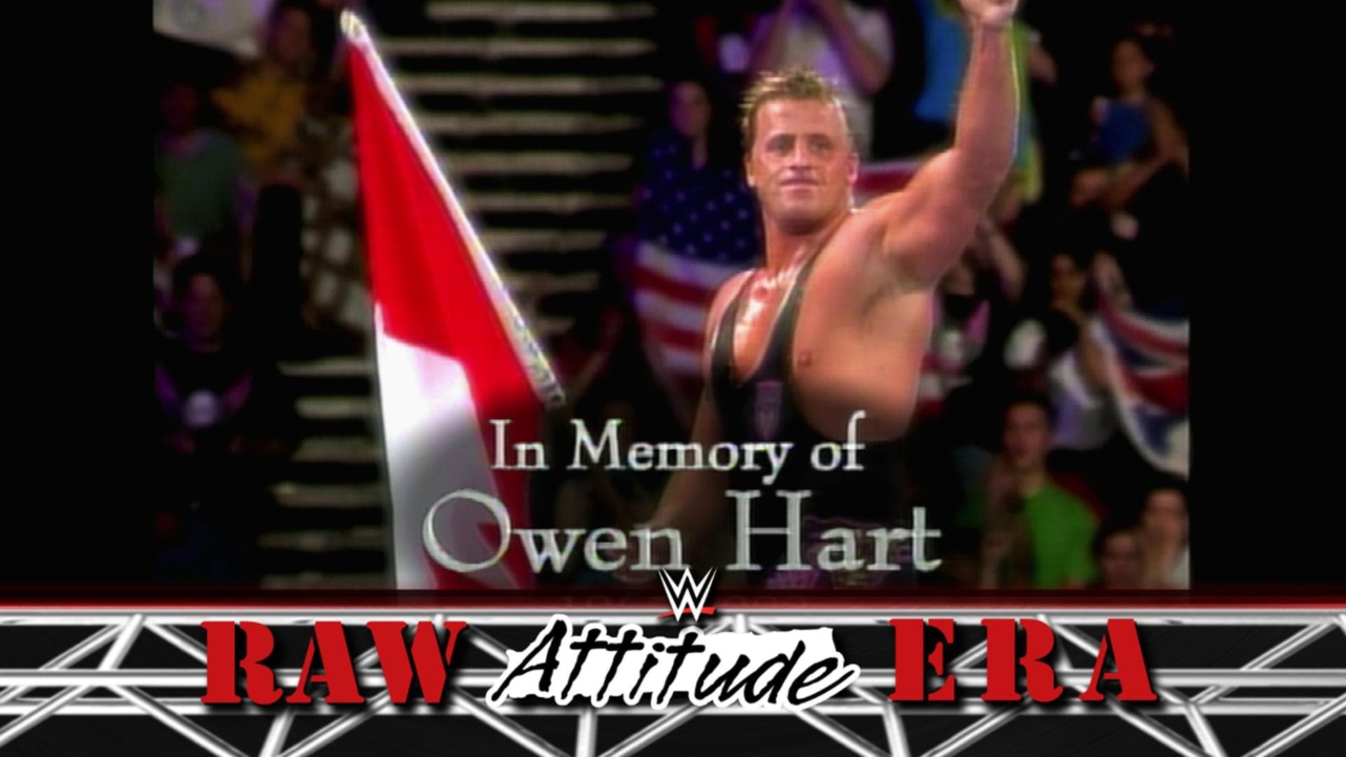 WWE Raw Season 7 :Episode 21  RAW is WAR 313 - Owen Hart Tribute Show