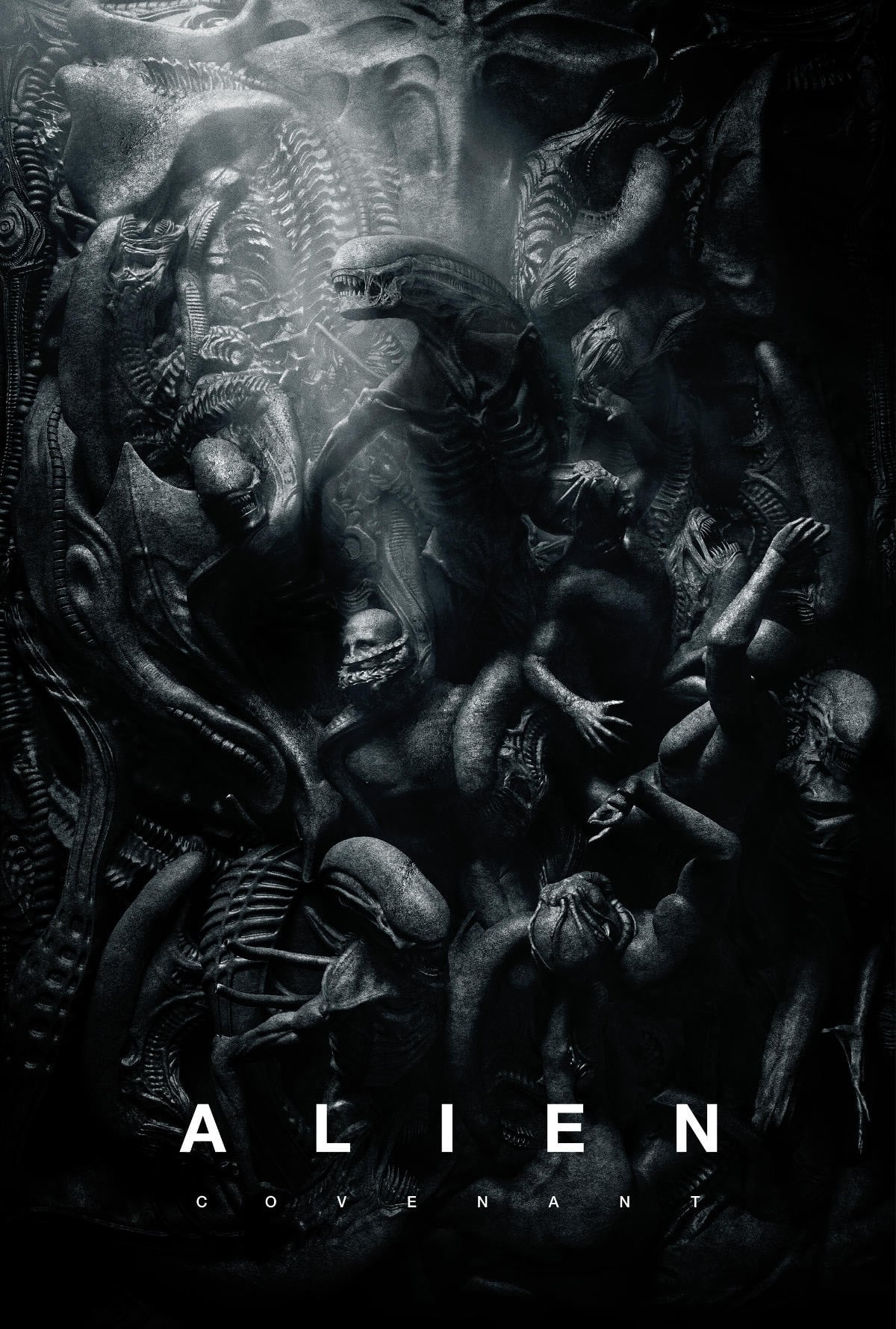Póster Alien: Covenant