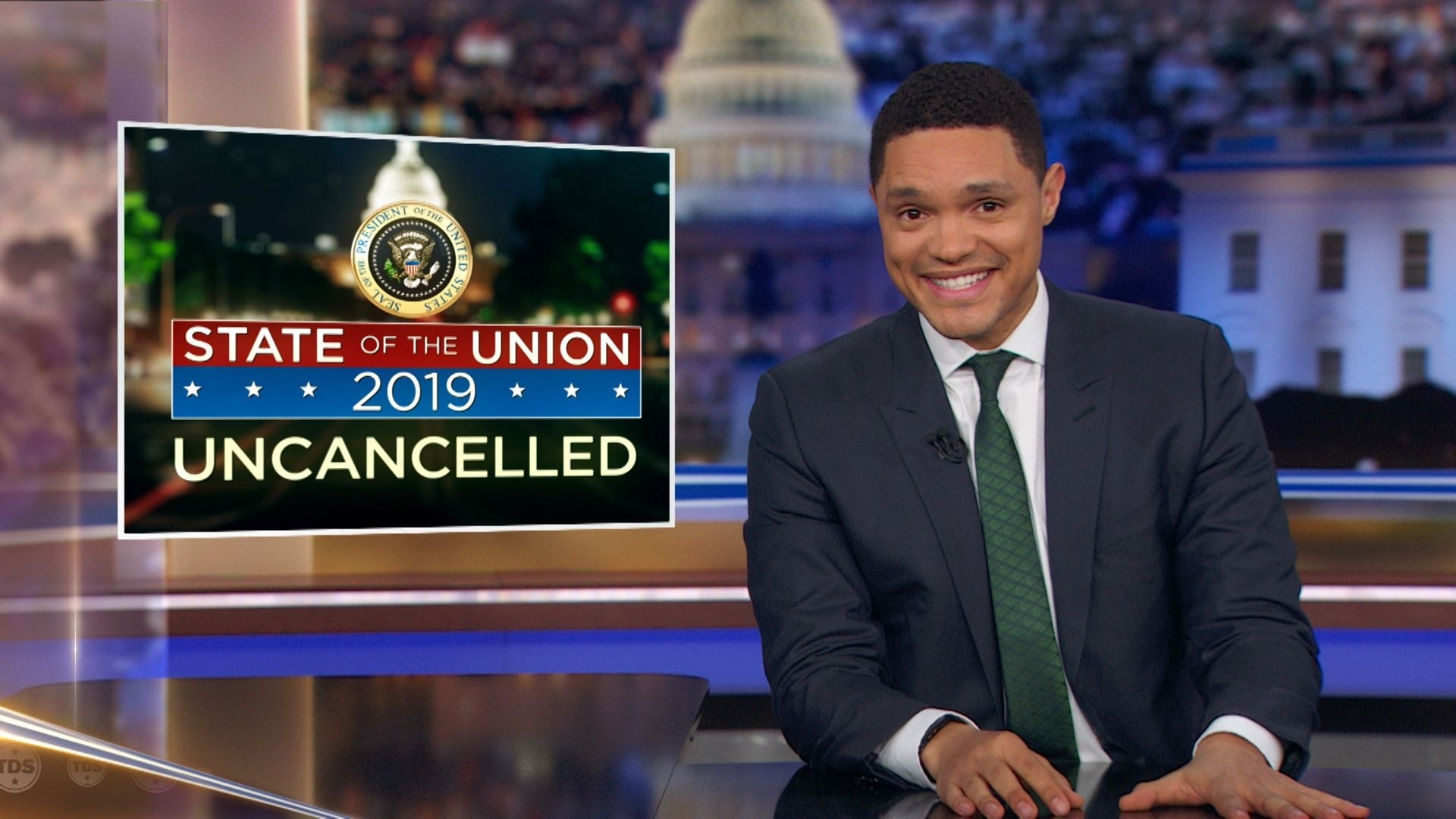 The Daily Show with Trevor Noah Season 24 :Episode 56  State of the Union Special
