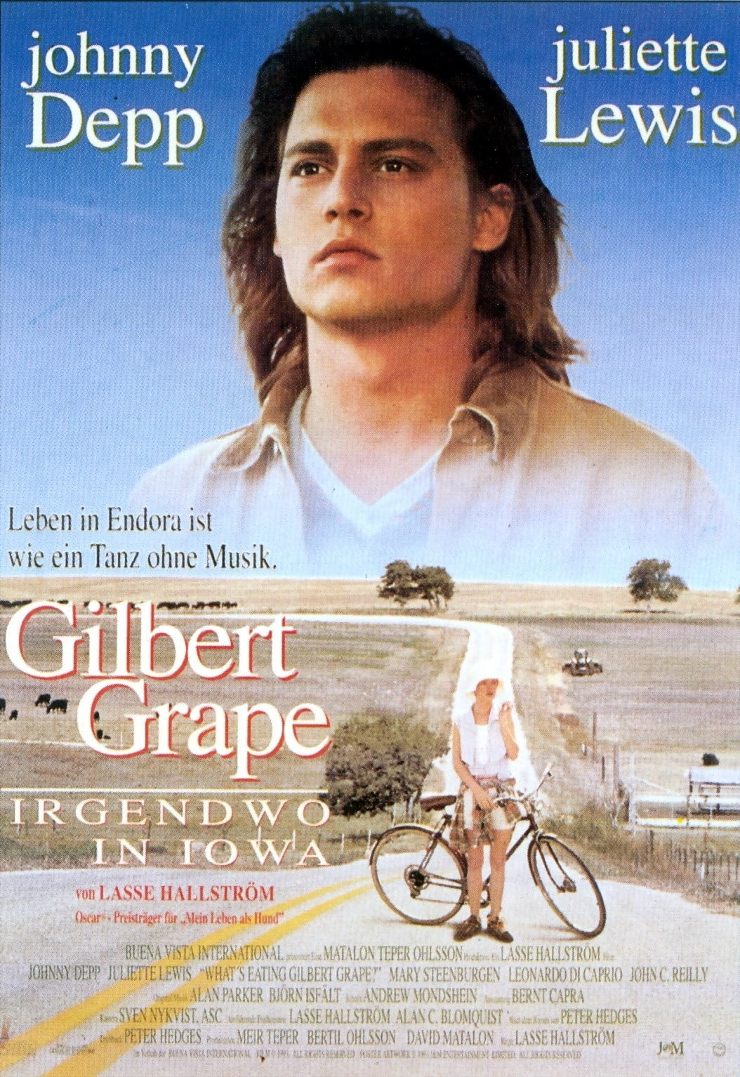 movie commentary what's eating gilbert grape If the movie had the shaggy nature of a stoner telling a tale,  sunday reads: what's eating gilbert grape - finding acceptance within stigma 25 years later.