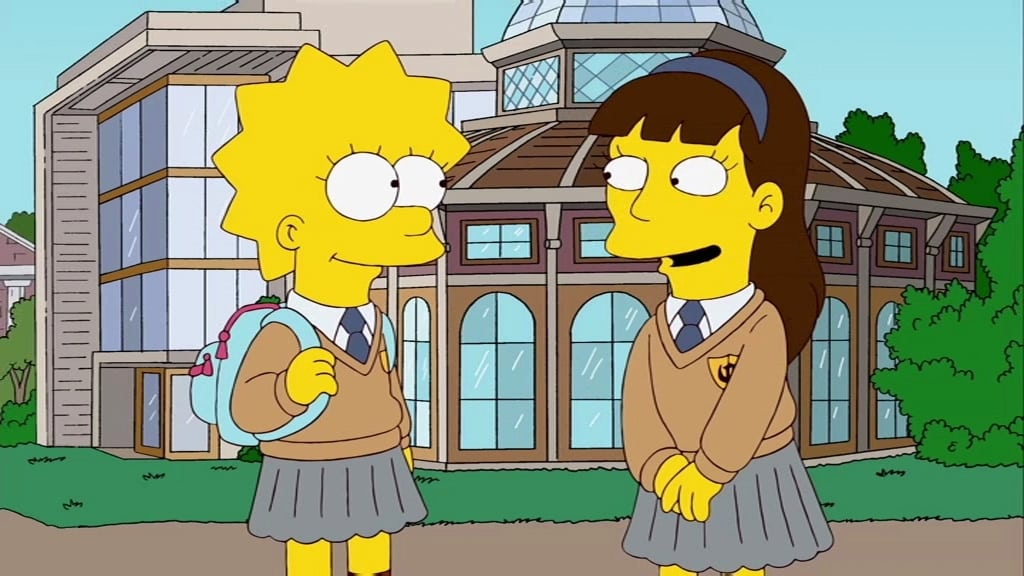 The Simpsons Season 22 :Episode 5  Lisa Simpson, This Isn't Your Life