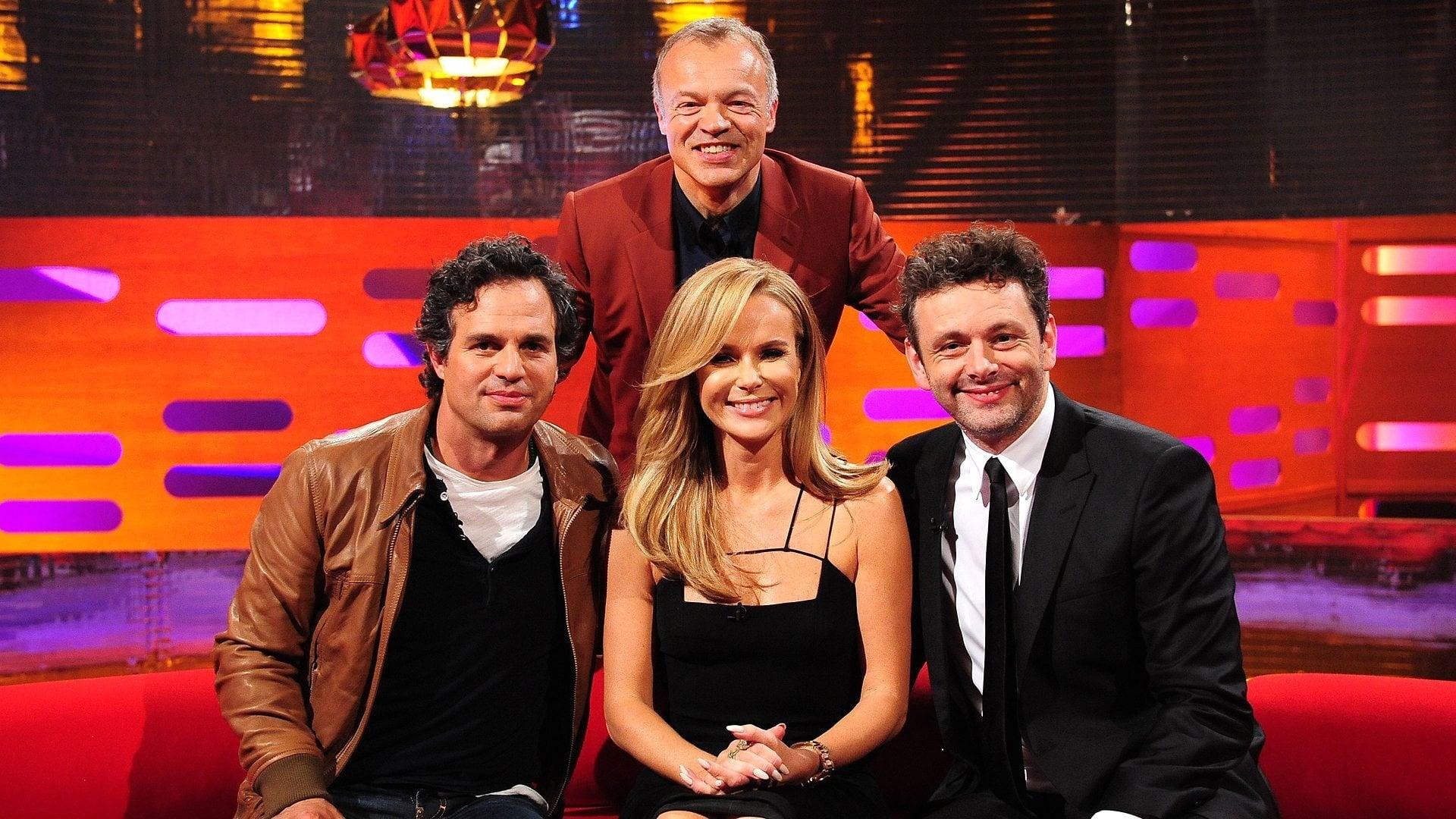 The Graham Norton Show Season 15 :Episode 10  Nicole Kidman, Mark Ruffalo, Michael Sheen, Ed Sheeran