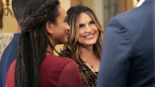 Law & Order: Special Victims Unit Season 21 :Episode 18  Garland's Baptism by Fire