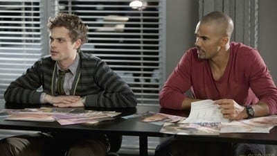 Criminal Minds - Season 6 Episode 21 : The Stranger