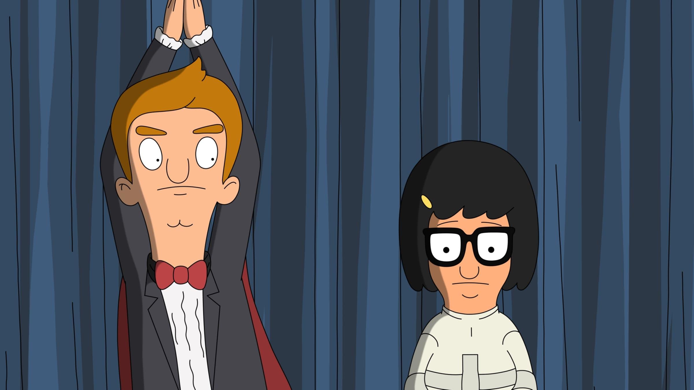 Bob's Burgers - Season 4 Episode 10 : Presto Tina-o